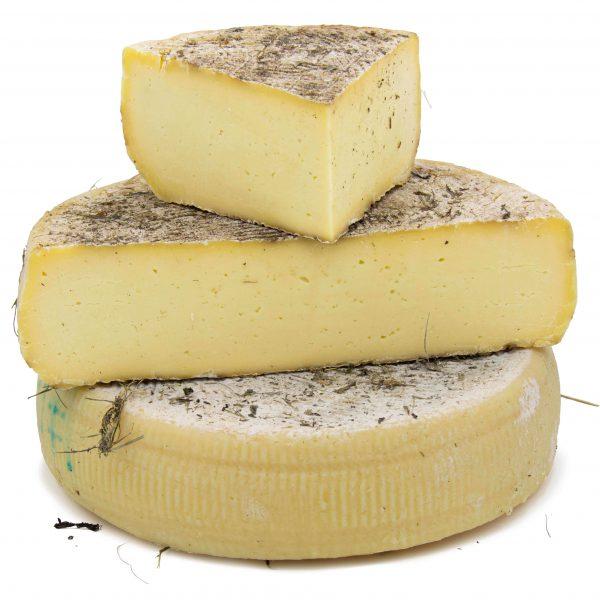 formaggio Plodarkelder - stagionato nel fieno